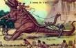 В янтаре нашли подлинный хвост динозавра