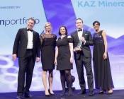 KAZ Minerals PLC Award-2017
